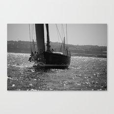Sailing Majestically Canvas Print