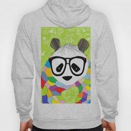 Hipster Panda Hoody