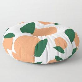 Peach Poplar Floor Pillow