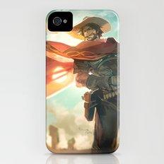 McCree iPhone (4, 4s) Slim Case