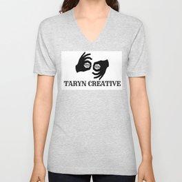 Taryn Creative Unisex V-Neck