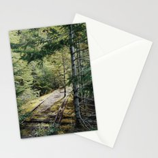 Abandoned Railroad Stationery Cards