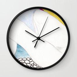 summer lovers_M Wall Clock