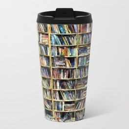Library of the mind Travel Mug