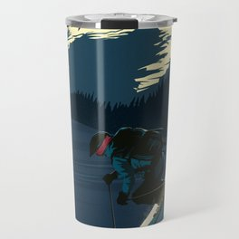 Revelstoke skiing Travel Mug