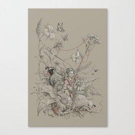 Grasslander Canvas Print