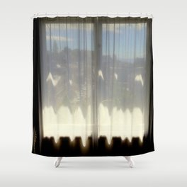 The Sheer DeLight Shower Curtain