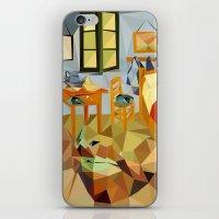 van iPhone & iPod Skins featuring van gogh by gazonula