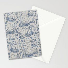 an-toile-lite Stationery Cards