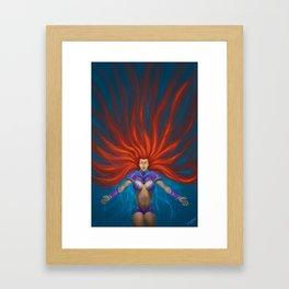 Starfire Framed Art Print