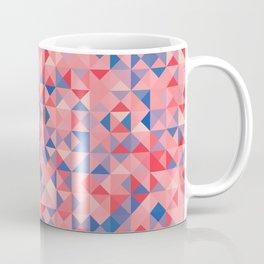 colorful Triangles 1 Coffee Mug