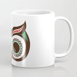 Day 0f the Dead Owl Coffee Mug