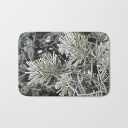 Frosted pine Bath Mat