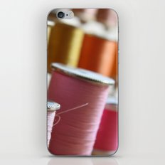 Spools iPhone & iPod Skin