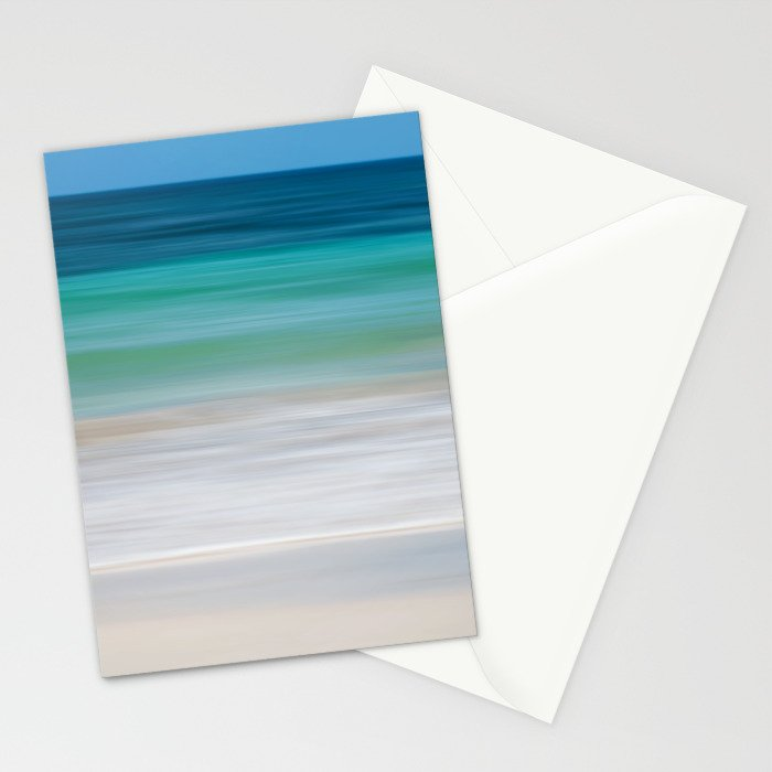 SEA ESCAPE Stationery Cards