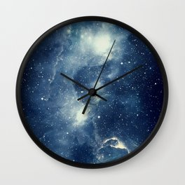 Galaxy Next Door Wall Clock
