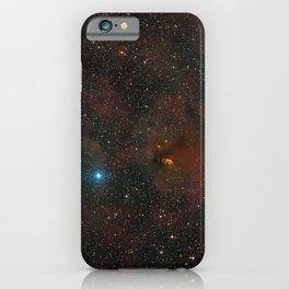 Hubble Space Telescope - The area around XZ Tauri iPhone Case
