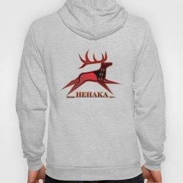 Elk Spirit (Red) Hoody