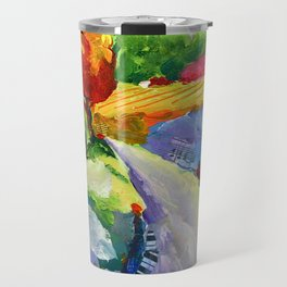 Twist and Turn Travel Mug