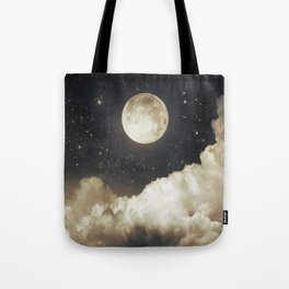 Touch of the moon I Tote Bag