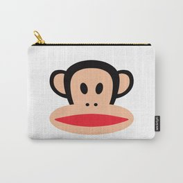 Cute Monkey (Julius Monkey) Carry-All Pouch