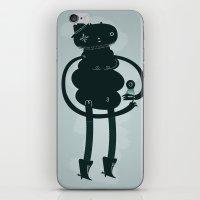 selfie iPhone & iPod Skins featuring Selfie by Evren Yılmaz