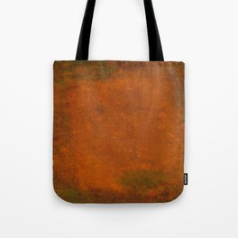 Weathered Copper Texture Tote Bag