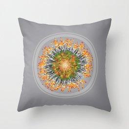 en-sō-01 Throw Pillow