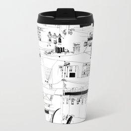 North Philadelphia Travel Mug