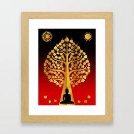 Bodhi Tree0402 Framed Art Print