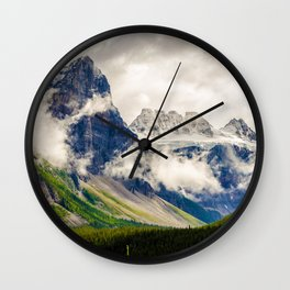 Valley of The Gods Wall Clock