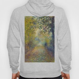 "Auguste Renoir  ""In the Woods"" Hoody"
