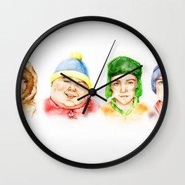 Real South Park Wall Clock
