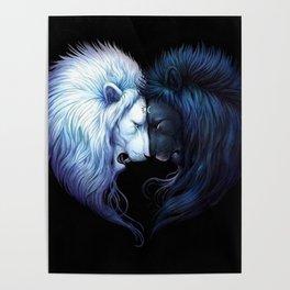 LION--HEART Poster