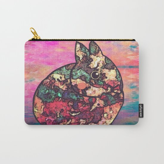 rabbit-73 Carry-All Pouch