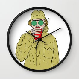 "Mac Miller R.I.P ""Juice"" Wall Clock"