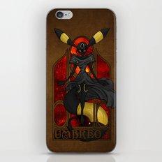 Rule 63: Umbreon iPhone & iPod Skin