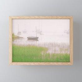 Shelburne Bay Framed Mini Art Print