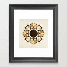 Hoot Framed Art Print