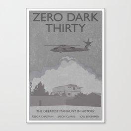 The Great Raid Canvas Print