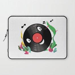 Vinyl Guy Laptop Sleeve