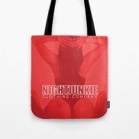 gucci Tote Bags featuring NIGHTJUNKIE ELIZABETH/GUCCI by NIGHTJUNKIE