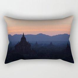 Bagan 7 Rectangular Pillow
