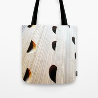 bookworm Tote Bags featuring le bookworm by Lita Mikrut