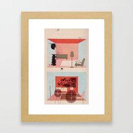 apt. 7 Framed Art Print
