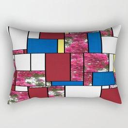Crape Myrtle Art Rectangles 4 Rectangular Pillow