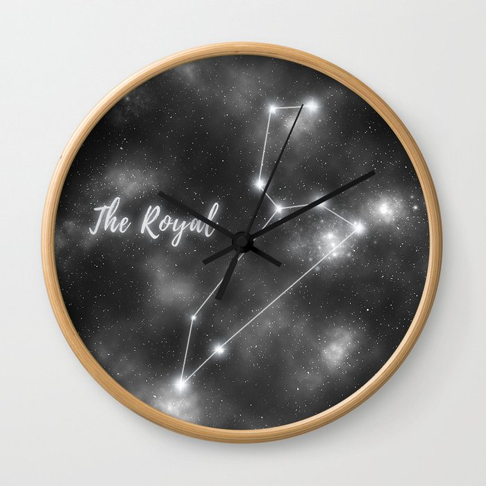 The Royal Wall Clock
