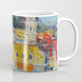 Oil painting. Italy. Colorful painting Coffee Mug