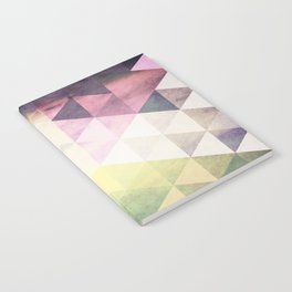 Geometric Groove Notebook