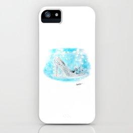 Cinderella Shoes iPhone Case